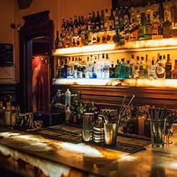 深夜酒類提供飲食店開始届-バー